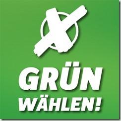 Grün-wählen