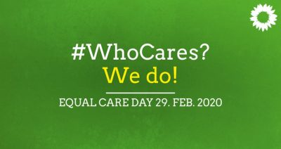 Equal Care Day 2020