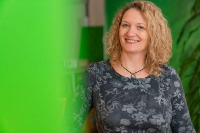 Bürgermeisterkandidatin Gitte Trostmann